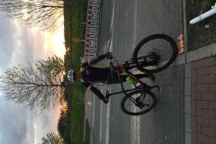 Rene und sein neues KTM MTB